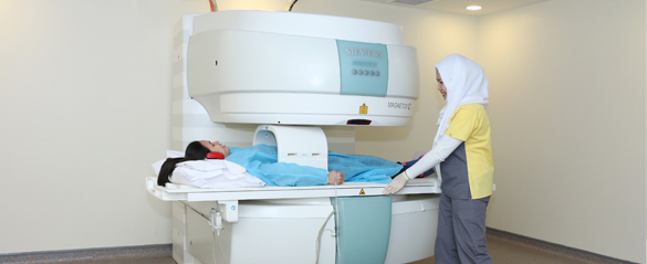 Radiology department Abu Dhabi